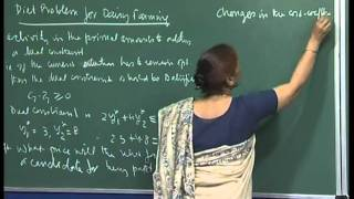 Mod-01 Lec-19 Shortest Path Problem-complexity, interpretation of dual variables