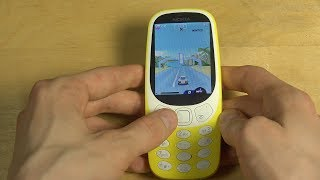Asphalt 6 Nokia 3310 2017 - Gameplay Review!