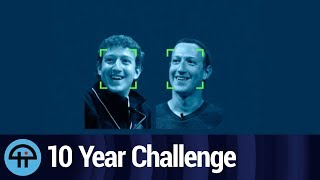 Facebook's 10 Year Photo Challenge: Threat or Menace?