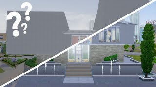 FIXING AWFUL GET FAMOUS MUSEUM // The Sims 4: Fixer Upper - Renovation