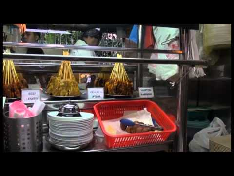 A Hawker's story