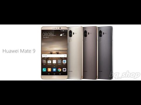 Huawei Mate 9 64GB Gold AL00 TD-LTE Version OPEN BOX