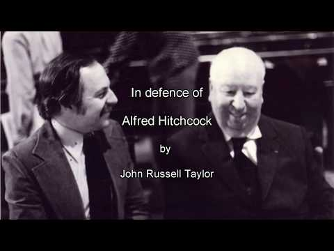 In Defence of Alfred Hitchcock
