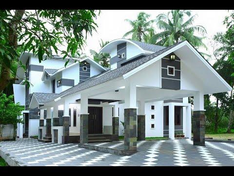 kerala Budget Homes 30 lakhs 2018 models - YouTube