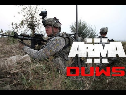 Let's Play ARMA 3: DUWS #3: Assault on Recon Outpost
