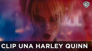 AVES DE PRESA - Una Harley Quinn 30 - Warner Bros Pictures Latinoamérica