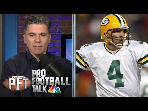 NFL's ugliest departures: From Brett Favre to Art Modell | Pro Football Talk | NBC Sports