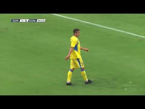 13. krog: Gorica - Domžale 1:3 ; Prva liga Telekom Slovenije 2017/18
