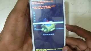 Pattern Reset And Hard Reset Good One Android 3 EAZY Youtube