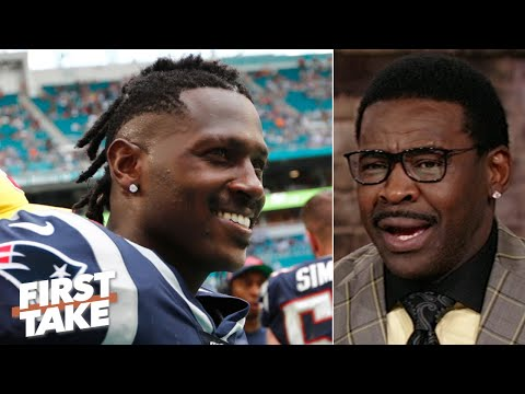 Michael Irvin wanted the Cowboys to sign Antonio Brown | First Take