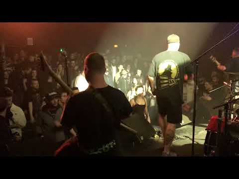 MALEVOLENCE - wasted breath - live in Chelles feb 18