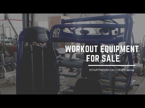 18 Full-body Strength Gym Equipment Names & Pictures & Prices