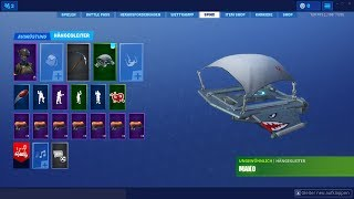 Fortnite: Season 1 account with Mako glider and elite agent is open for sale.
