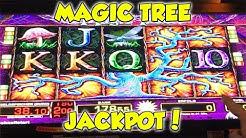 Magic Tree JACKPOT auf 1€ - FREISPIELE TR5 Merkur Magie Spielothek HD