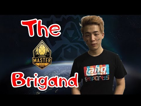 ahq Mountain - The LMS Brigand | LMS Rift Rivals SOLOQ Montage 2017 | League of Legends #5