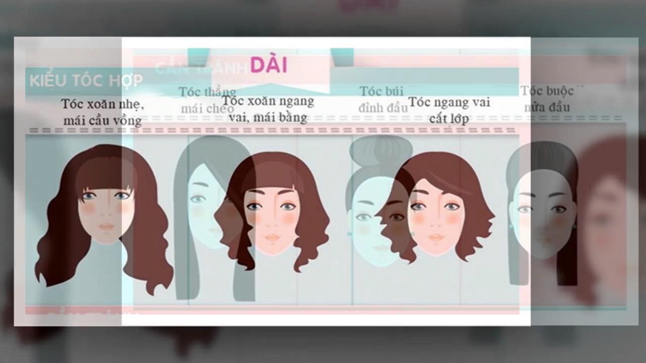 Kiểu Tóc Nữ Đẹp 2017:  Mẹo Chọn Tóc Phù Hợp Với Từng Khuông Mặt   Tổng hợp những thông tin liên quan các kiểu tóc đẹp cho nữ 2017 chính xác