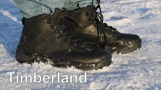 White Ledge Waterproof Boot