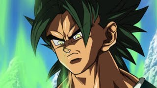 This is Broly Redone