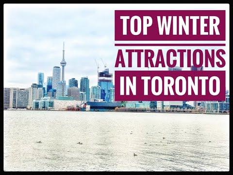 TOP 15 ATTRACTIONS IN TORONTO, CANADA#travelguide#toronto