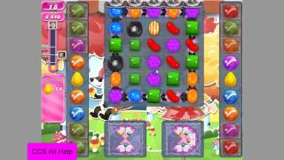 Candy Crush Saga Level 1193 NO BOOSTERS