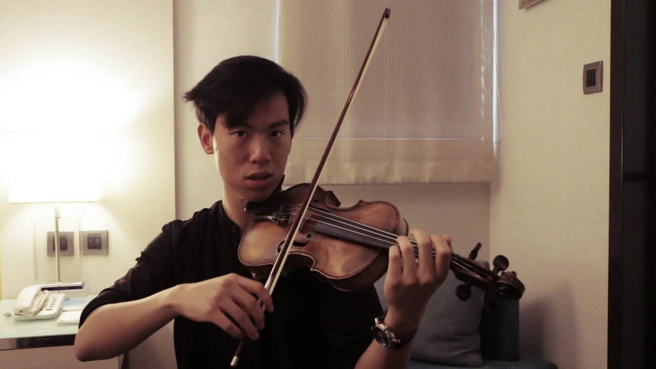 Eddy Reveals 9 Exercises that Immediately Improve Bow Control and Sound