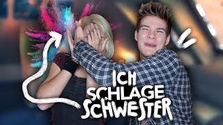ICH SCHLAGE MEINE SCHWESTER - SCHON WIEDER | Joey's Jungle