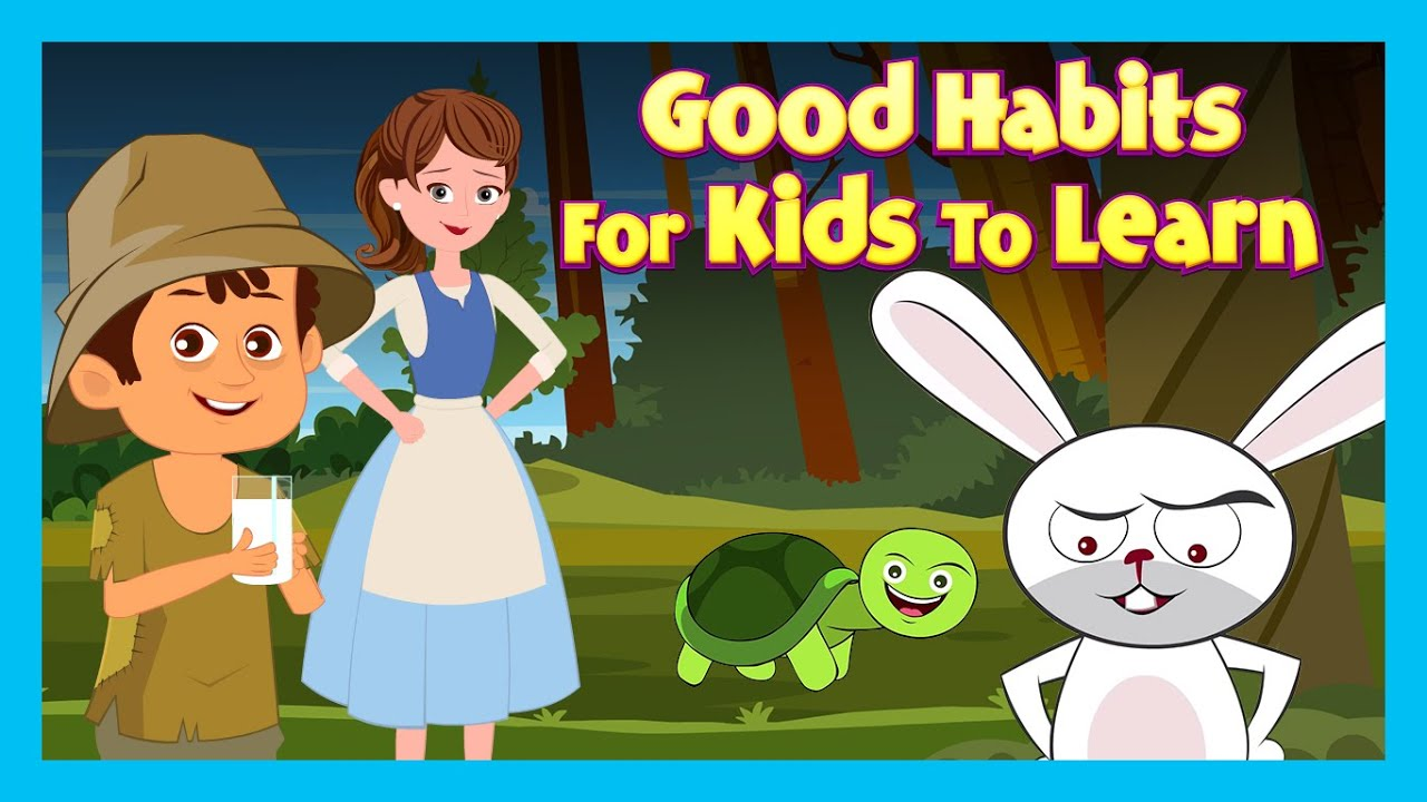 Good Habits For Kids To Learn | English Kids Stories | Bedtime Stories | Tia And Tofu Storytelling