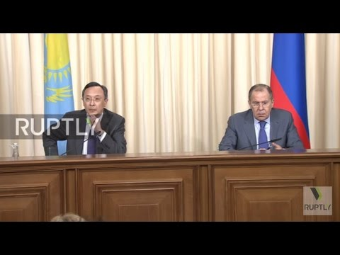 Russia: Lavrov hopes Astana will bring Syrian opposition into fold during peace process