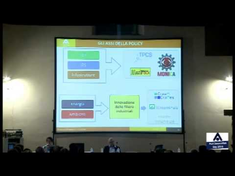 Port Innovation Day 2015 - Dott.ssa Antonella Querci