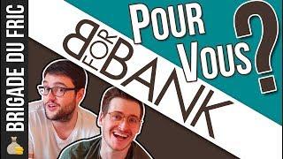 B for Bank avis - Banque en ligne