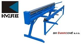 Вальцы ручные Bri Svarcove KZ - 2 | Вальцовочный станок(, 2014-12-16T10:42:45.000Z)