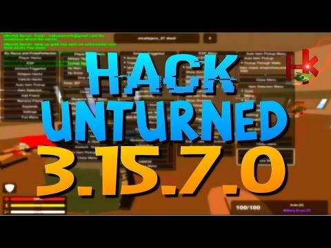 Hack Unturned - Exp, Norecoil, Triggerbot, etc