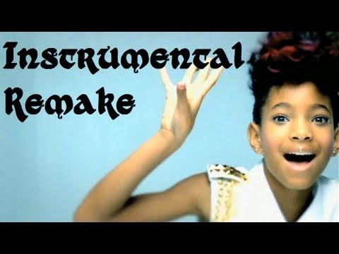 Willow smith whip my hair (official instrumental) youtube.