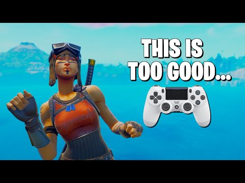 FORTNITE CONTROLLER PLAYERS NEED TO TRY THIS **Best Fortnite Tips**