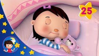 Sleeping Baby | Teddy Bear, Teddy Bear | Compilation | Kids songs | Nursery Rhymes | Little Baby Bum