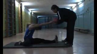 Барьерные упражнения(hurdling)