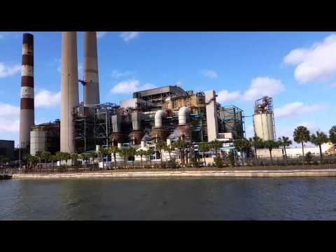 TECO /Tampa Electric plant 1/23/2016
