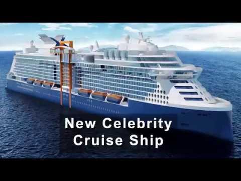 New Celebrity Cruise Ship