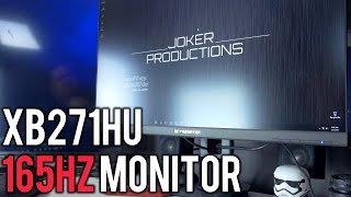 Acer XB271HU Review   Best 1440p Monitor Early 2016