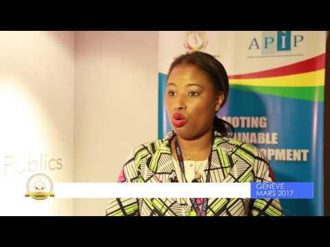 AFRICA CEO FORUM - Doing Business in Guinea : Interview Diénaba Hann DGA APIP