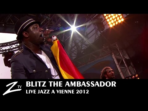 "Blitz the Ambassador ""Victory"" - Jazz à Vienne 2012 (part 1/2)"