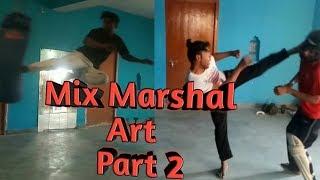 Mix Martial Art Part 2 By/Manish Kumar Calculi