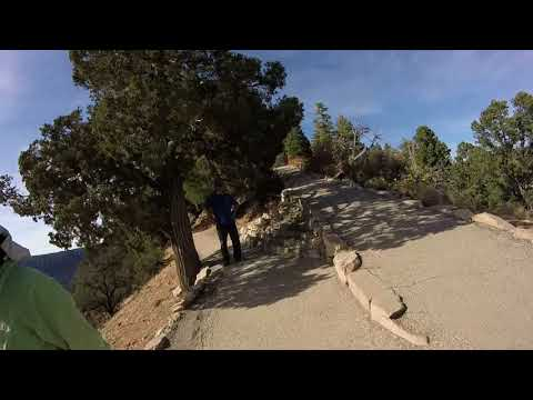 Grand Canyon North Rim,  Bright Angel Point Trail (1)