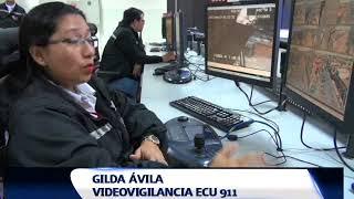 Cámaras del ECU911 frustaron robo en Guayaquil