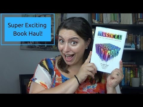 Super Exciting Book Haul!