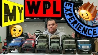 WPL RC EXPERIENCE. What do I Think?