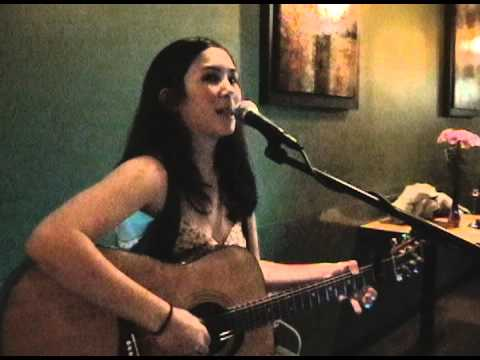 Maddy's Performance at Thai Spice: Someone Like You (cover)