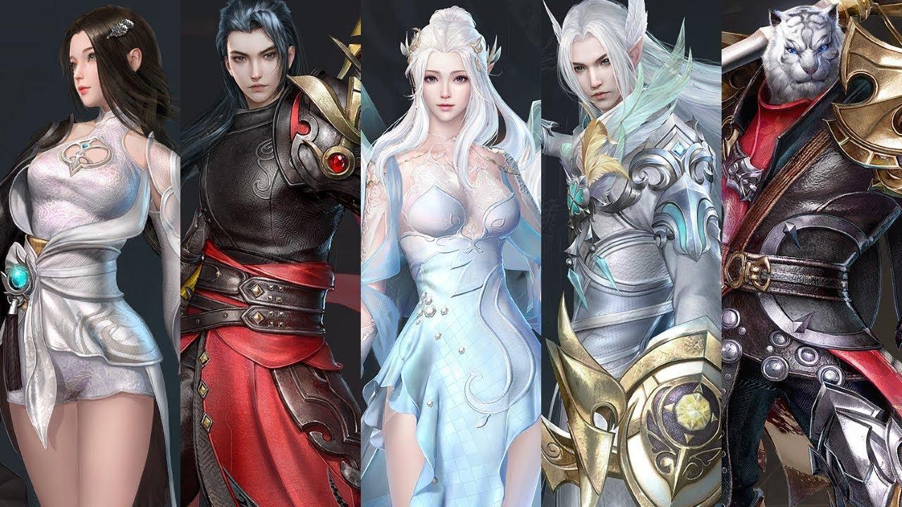 Perfect World Mobile – English version of mobile MMORPG