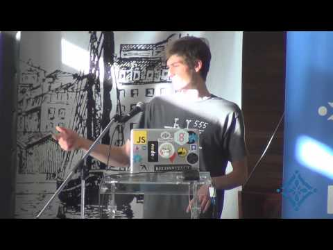 LXJS 2012 - Elijah Insua - Hardware with Javascript and CNC's
