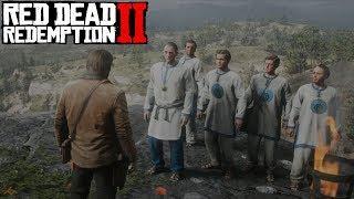 Red Dead Redemption 2 #14   4K UHD